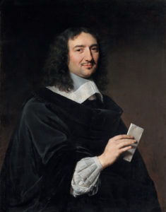 Jean-Baptiste Colbert (1619–1683) *oil on canvas *92.1 x 72.4 cm *1655