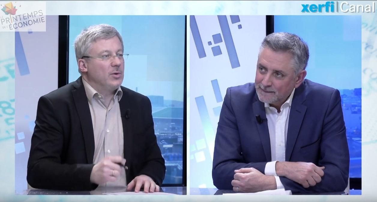 [Vidéo] Pierre-Yves Gomez sur la digitalisation (et la financiarisation) du travail