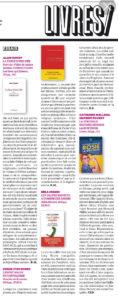 """Libération (2 novembre 2019) : """"L'esprit malin du capitalisme"""""""